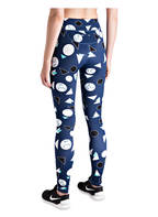 THE UPSIDE Tights MATCH POINT, Farbe: NAVY/ WEISS/ MINT (Bild 1)