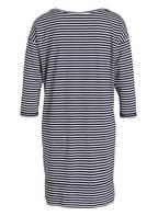 mey Nachthemd MEY NIGHT2DAY, Farbe: NAVY/ OFFWHITE GESTREIFT (Bild 1)