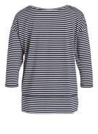 mey Lounge-Shirt NIGHT2DAY, Farbe: NAVY/ OFFWHITE GESTREIFT (Bild 1)