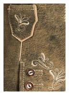 Spieth & Wensky Lederhose, Farbe: BRAUN (Bild 1)
