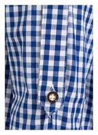 KRÜGER Trachtenhemd, Farbe: BLAU/ WEISS KARIERT (Bild 1)