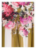 MARYAN MEHLHORN Seidenkleid RIVIERA, Farbe: WEISS/ OLIV/ PINK (Bild 1)