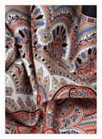 ROECKL Seidentuch, Farbe: DUNKELBLAU/ BEIGE/ ROT (Bild 1)