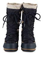 MOON BOOT Moon Boots MONACO FELT , Farbe: NAVY (Bild 1)