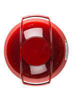 LE CREUSET Wok-Set, Farbe: KIRSCHROT (Bild 1)