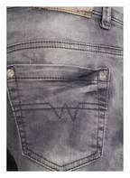 BLUE EFFECT Jeans Skinny Fit, Farbe: GREY DENIM (Bild 1)