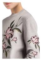 Y.A.S. Bestickter Pullover, Farbe: GRAU (Bild 1)