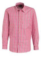 Hammerschmid Trachtenhemd, Farbe: ROT KARIERT (Bild 1)