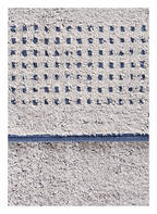 Cawö Handtuch SENSE, Farbe: HELLGRAU/ BLAU (Bild 1)