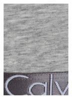 Calvin Klein 2er-Pack Bustiers, Farbe: HELLGRAU/ WEISS (Bild 1)