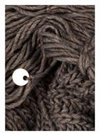 DARLING HARBOUR Schal mit Paillettenbesatz, Farbe: TAUPE (Bild 1)