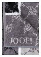 JOOP! Handtuch CORNFLOWER, Farbe: WEISS/ GRAU/ SCHWARZ (Bild 1)