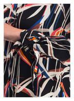 Y.A.S. Blusenshirt YASKENYA , Farbe: SCHWARZ/ BLAU/ ORANGE (Bild 1)