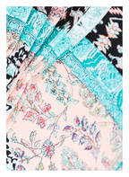 SEAFOLLY Bikini-Hose MOROCCAN MOON , Farbe: TÜRKIS/ SCHWARZ/ ROSE (Bild 1)