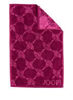 JOOP! Gästetuch CORNFLOWER , Farbe: FUCHSIA (Bild 1)