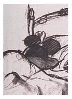 zoeppritz Plaid MICKEY , Farbe: GRAU/ ROT (Bild 1)