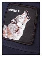 GOORIN BROS. Cap WOLF, Farbe: NAVY  (Bild 1)