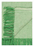 PROFLAX Plaid CLOUD, Farbe: KLEEGRÜN (Bild 1)
