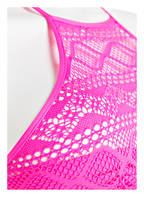 Freya High-Neck-Bikini-Top, Farbe: PINK (Bild 1)