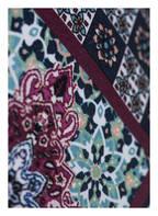 miléa Bikini-Hose TURKISH TILE , Farbe: BORDEAUX/ BLAU (Bild 1)