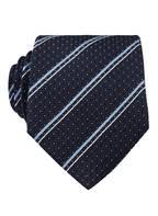 OLYMP SIGNATURE Krawatte, Farbe: MARINE/ BLAU (Bild 1)