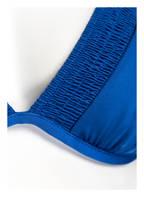 watercult Bügel-Bikini-Top SUMMER SOLIDS , Farbe: BLAU (Bild 1)