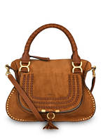 Chloé Handtasche MARCIE, Farbe: CARAMEL (Bild 1)