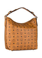 MCM Hobo-Bag ESSENTIAL VISETOS ORIGINAL, Farbe: COGNAC (Bild 1)