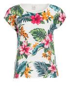 DEHA T-Shirt, Farbe: CREME/ GRÜN/ ORANGE (Bild 1)