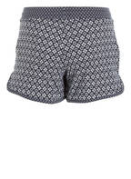 mey Lounge-Shorts NIGHT2DAY , Farbe: DUNKELBLAU/ WEISS (Bild 1)