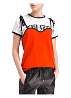 KENZO T-Shirt, Farbe: WEISS/ ROT/ SCHWARZ  (Bild 1)