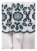 PAMPELONE Maxikleid LOREN, Farbe: WEISS (Bild 1)