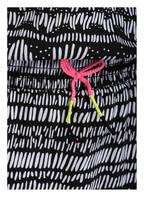 RETOUR DENIM DELUXE Kleid , Farbe: SCHWARZ/ WEISS (Bild 1)