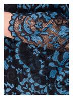 GANNI Spitzenkleid, Farbe: BLAU/ MARINE (Bild 1)