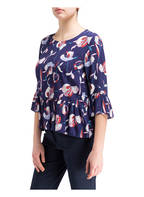 FREEQUENT Bluse, Farbe: LILA/ WEISS/ ROSA (Bild 1)