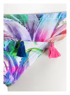 PILYQ Highneck-Bikini-Set, Farbe: BLAU/ GRÜN/ PINK (Bild 1)