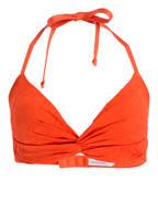 PHYLYDA Neckholder-Bikini-Top COSIMA, Farbe: ORANGE (Bild 1)
