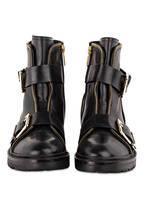 STEFFEN SCHRAUT Boots 46 ZIP STREET, Farbe: SCHWARZ (Bild 1)