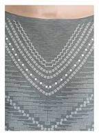 prana Outdoor-Kleid SANNA, Farbe: GRÜN/ WEISS MELIERT (Bild 1)