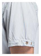CAMP DAVID Halbarm-Hemd Regular Fit, Farbe: HELLBLAU/ CREME GESTREIFT (Bild 1)