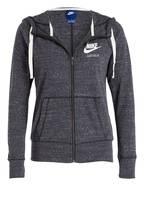 Nike Hoodie GYM VINTAGE, Farbe: 060 GREY (Bild 1)