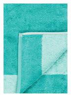 JOOP! Handtuch CLASSIC DOUBLEFACE , Farbe: TÜRKIS  (Bild 1)