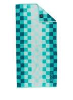 JOOP! Handtuch, Farbe: TÜRKIS/ PETROL KARIERT  (Bild 1)