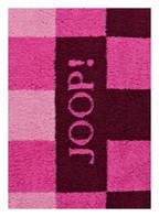 JOOP! Duschtuch VIVID, Farbe: PINK/ ROT KARIERT  (Bild 1)