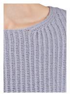 Juvia Cashmere-Pullover, Farbe: BLAUGRAU (Bild 1)