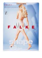 FALKE Feinstrumpfhose SHAPING PANTY INVISIBLE DELUXE 8 DEN, Farbe: 4099 SUN (Bild 1)