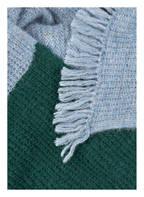 DRYKORN Schal DUB mit Alpaka-Anteil, Farbe: HELLBLAU/ GRÜN (Bild 1)