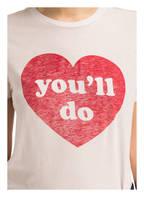 ZOE KARSSEN T-Shirt, Farbe: SCHWARZ (Bild 1)