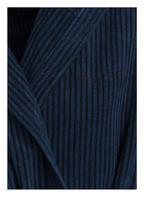 ESPRIT Unisex-Bademantel CAI , Farbe: BLAU/ SCHWARZ GESTREIFT (Bild 1)