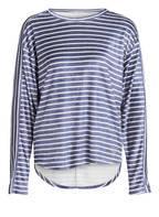 BETTER RICH Samtshirt, Farbe: BLAU/ WEISS (Bild 1)